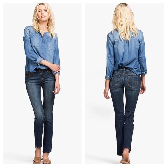 Lucky Brand Denim - LUCKY BRAND sweet'n straight jeans
